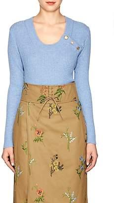 Mayle Maison Women's Wool-Cotton Sweater