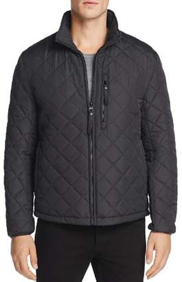 Andrew Marc Humboldt 2-in-1 Quilted Bomber Jacket