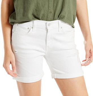 Women's Levi's® Classic Jean Shorts $39.50 thestylecure.com