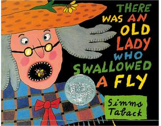 Penguin Random House There Was an Old Lady Who Swallowed a Fly