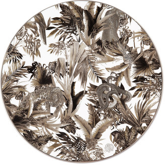 Roberto Cavalli Tropical Jungle Charger Plate