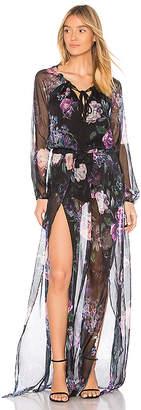 The Jetset Diaries Peony Maxi Dress