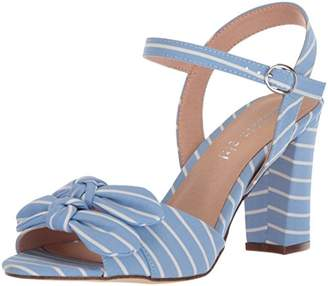 Madden-Girl Women's Bows Heeled Sandal