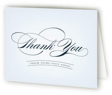 Big City - Boston Thank You Cards