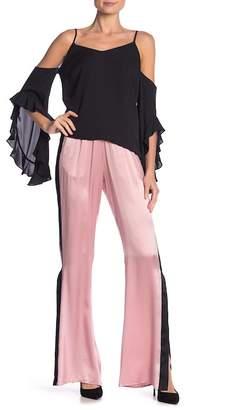 Amanda Uprichard Silk Track Pants