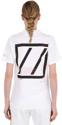 Still Good Movement Cotton Jersey T-Shirt