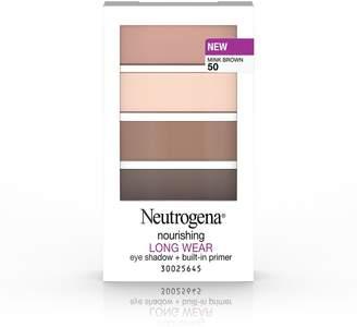 Neutrogena Nourishing Long Wear Eye Shadow Plus Primer - Mink