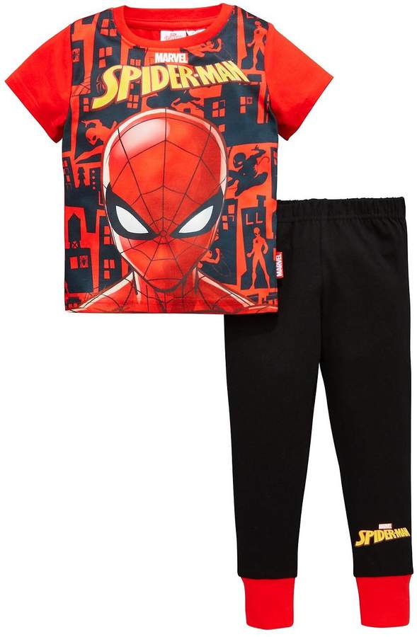 Boys Short Sleeve Pyjamas