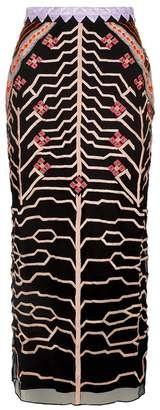 Temperley London Canopy Pencil Skirt