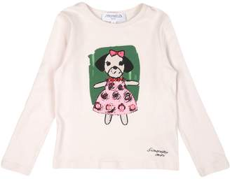 Simonetta Mini T-shirts - Item 12012238VG