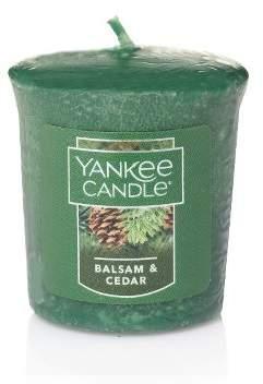 Votive Candle Balsam & Cedar 1.75oz