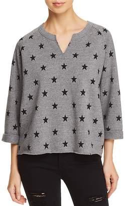 Alternative The Champ Remix Star Print Sweatshirt - 100% Exclusive