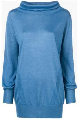 Eleventy knitted sweatshirt
