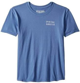 Spiritual Gangster Kids Only Good Vibes Tee Kid's T Shirt