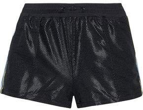 Koral Blair Striped Mesh Shorts
