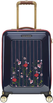 Ted Baker Hedgerow Suitcase - Navy - Small