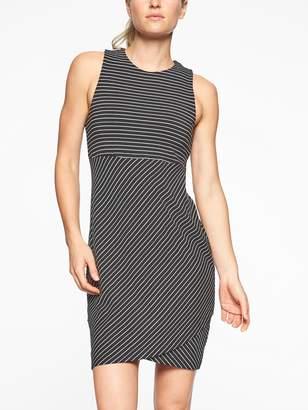 Athleta Stripe La Palma Dress