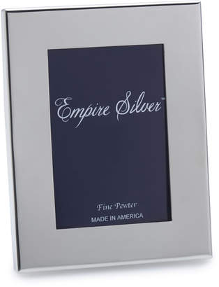 Mikasa Empire SilverTM Wide Border Pewter Frame