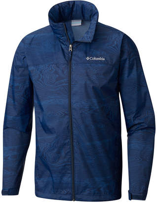 Columbia Men's Glennaker Grill Printed Jacket