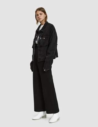 Aalto Frayed Denim Jacket
