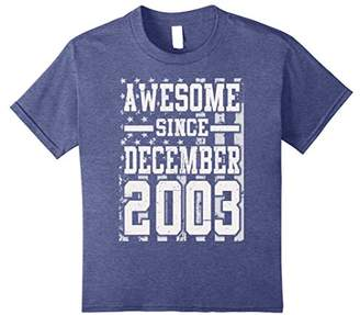 Awesome Since Legends Born In DECEMBER 2003 Gift 14 Year Old