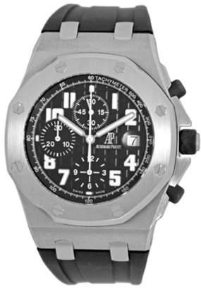 Audemars Piguet Royal Oak Offshore Chronograph Stainless Steel Strap Watch