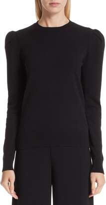 Co Puff Shoulder Sweater