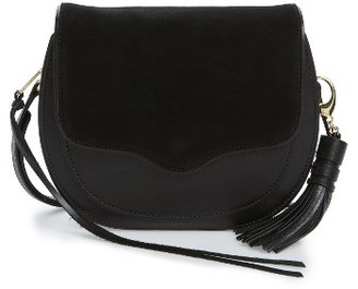Rebecca Minkoff Large Suki Crossbody Bag - Black $245 thestylecure.com