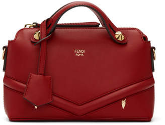 Fendi Red Mini By The Way Bag