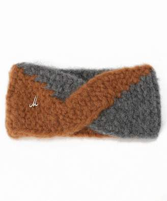Journal Standard (ジャーナル スタンダード) - journal standard luxe 【MUHL BAUER/ミュールバウアー】 HAND KNITTED HEAD BAND◆
