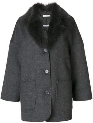 P.A.R.O.S.H. oversized coat