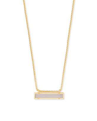 Kendra Scott Leanor Pendant Necklace in Gold