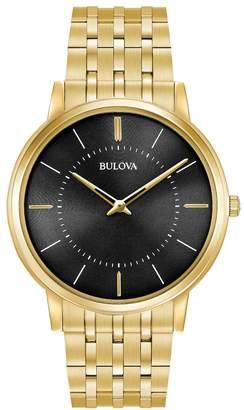 Bulova Men's Classic Ultra Slim Stainless Steel Watch - 97A127