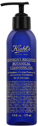 Kiehl's Since 1851 Midnight Recovery Botanical Cleansing Oil, 5.9 oz. $32 thestylecure.com