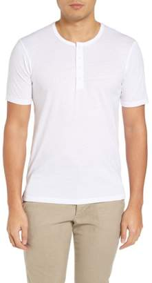 Goodlife Triblend Split Hem Henley