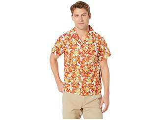 Naked & Famous Denim Aloha Shirt