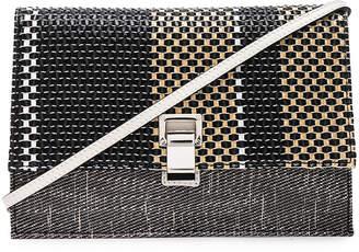 Proenza Schouler Small Knit Stripe Lunch Bag