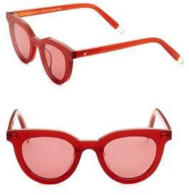 Gentle Monster 45MM Cat Eye Sunglasses