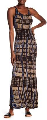 Couture Go Tie-Dye Tank Maxi Dress