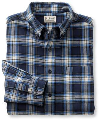 L.L. Bean L.L.Bean Wicked Good Flannel Shirt, Traditional Fit