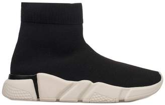 Jeffrey Campbell Black Redman High-top Sneakers