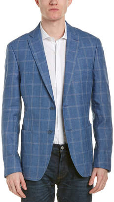 DKNY Danio Linen Sport Coat