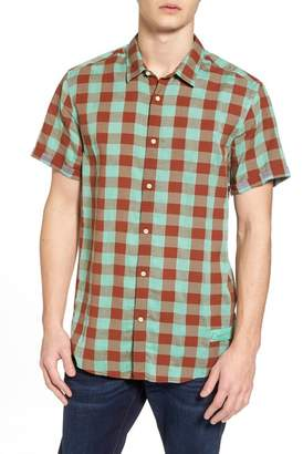 Scotch & Soda Check Woven Shirt