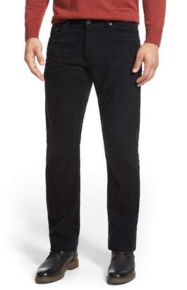 AG Jeans 'Graduate' Tailored Straight Leg Corduroy Pants