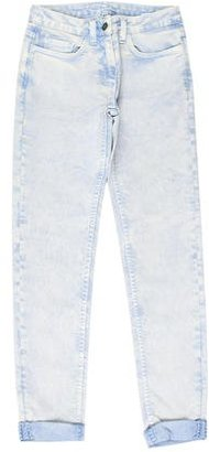 Sandro Cropped Skinny Jeans $85 thestylecure.com