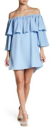 VAVA by Joy Han Clio Off-the-Shoulder Dress