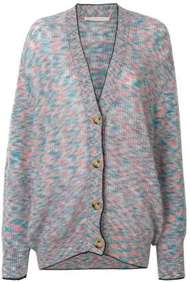 Christopher Kane tipped cardigan