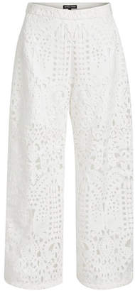 Markus Lupfer Caitlin Lace Trousers