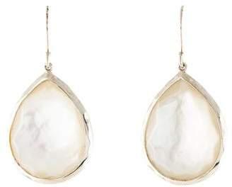 Ippolita Mother of Pearl & Quartz Drop Earrings