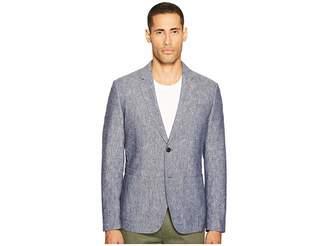 Jack Spade Chambray Sport Coat Men's Jacket